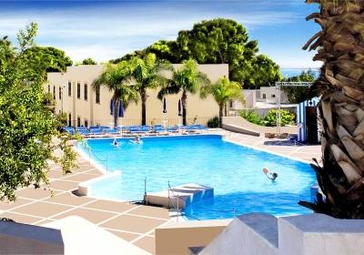 Villaggio Turistico Appartamento Calamancina